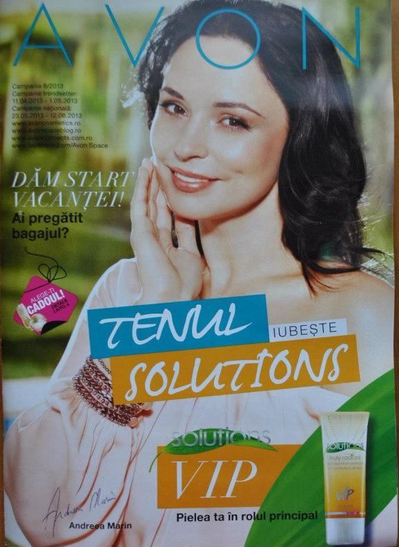 Avon Catalog campania 8/2013