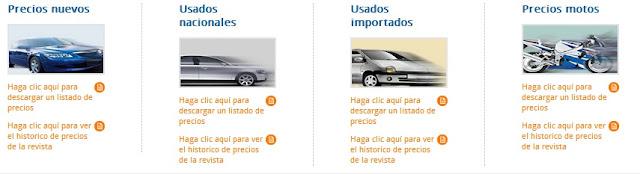 Precios+Revista+Motor+agosto+de+2012+Usados+Nuevos+Motos+Carros+Motor