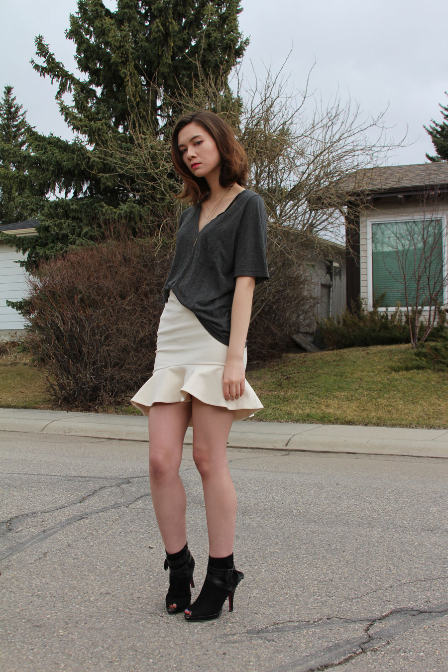 Zara, Wilfred Free, Aritzia, Barbie for Town Shoes, Love Culture, spring fashion