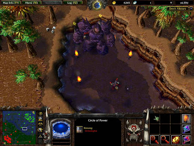 Barrens Theme Warcraft