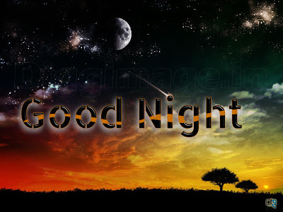 Good Night wallpaper