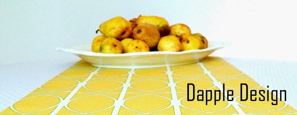 Dapple Design Blog