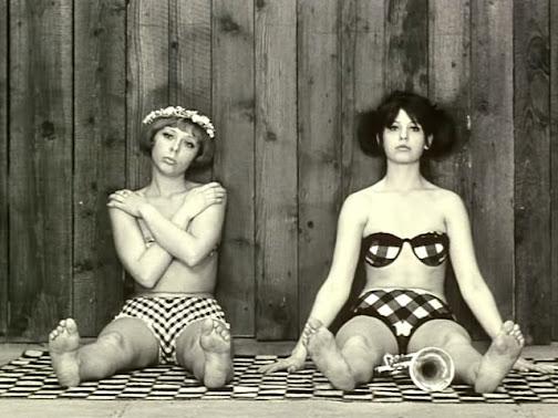 Daisies • Sedmikrásky (1966)