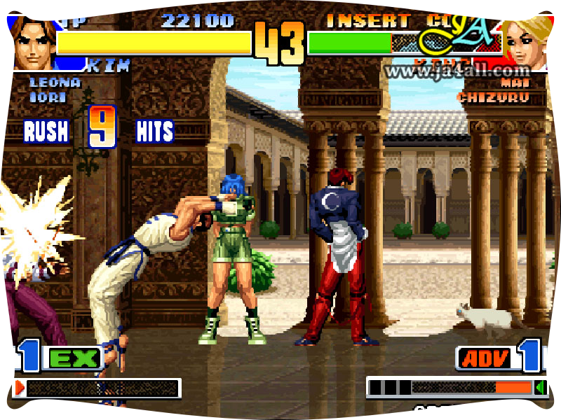 The King of Fighters 98 Game for Windows - Scene 2