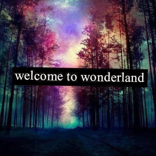 Welcome to wonderland^^