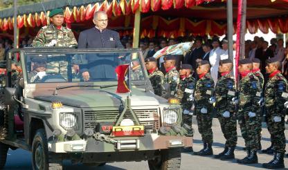 Novo contingente parte para o Líbano e integra militares de Timor-Leste pela primeira vez