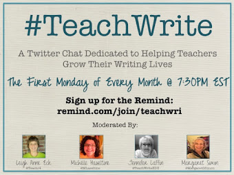 #TeachWrite Chat