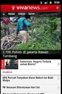 VIVAnews for android
