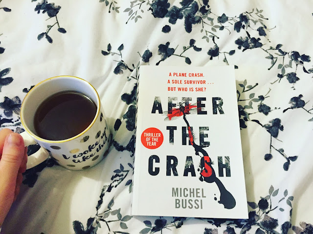 After the crash Michel Bussi