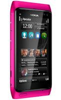 nokia n8 pink photo