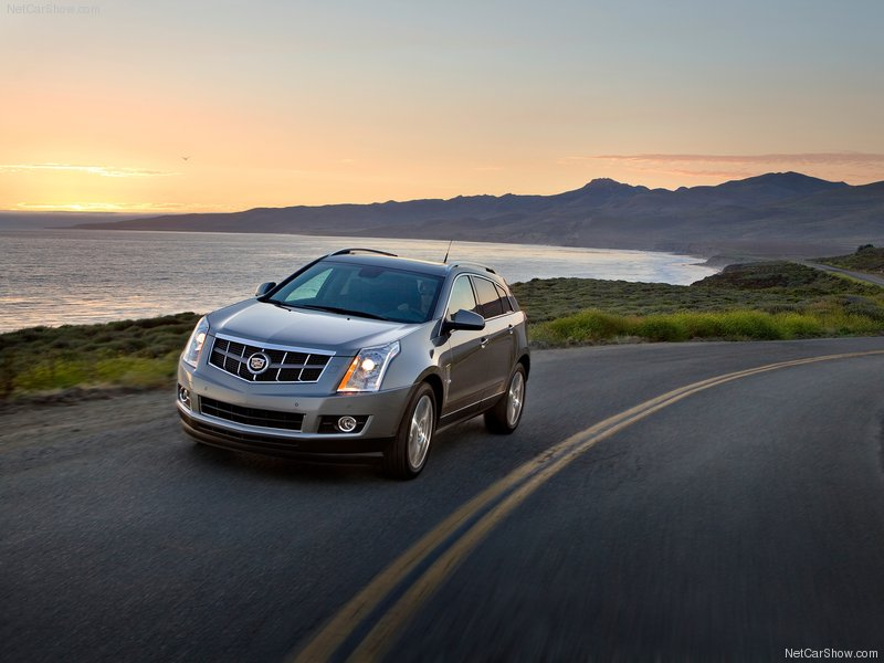 2012 New Cadillac SRX 3.6L V-6