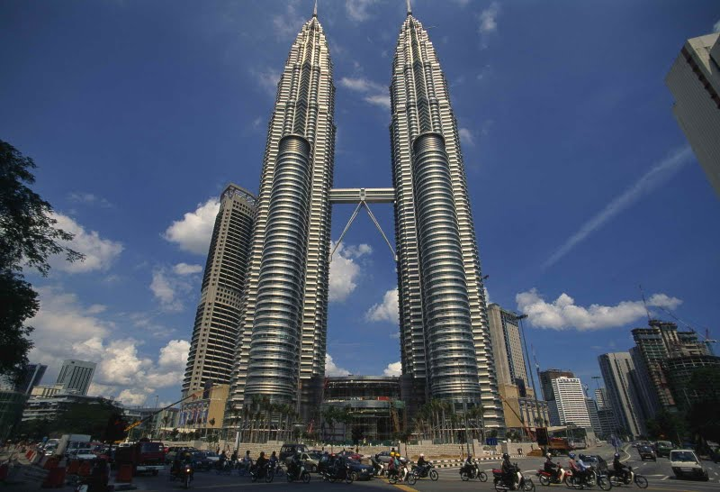 Twin Towers Facts Daily Pictures