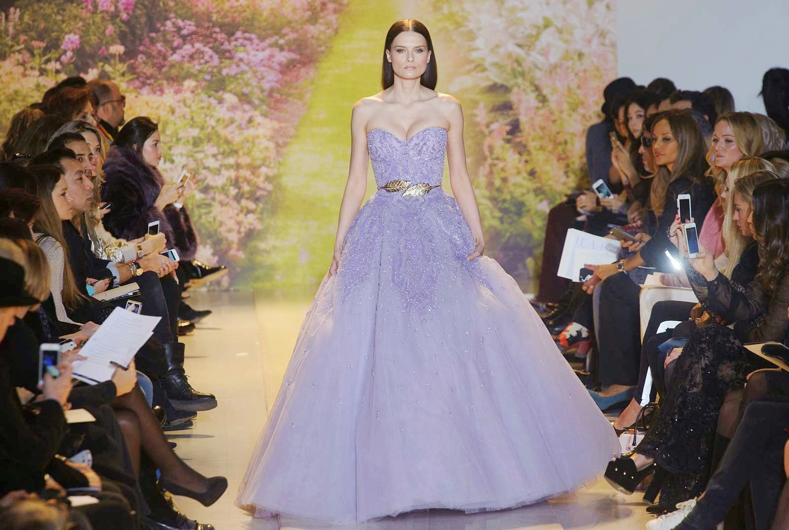 Zuhair Murad Wedding Dresses Lavender Photos HD Concepts Ideas