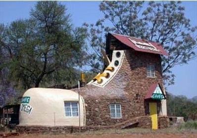 Interieur huis de meest vreemde en bizarre huizen for Interieur huizen