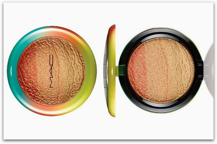 MAC Wash Dry High Light Freshen Up Powder