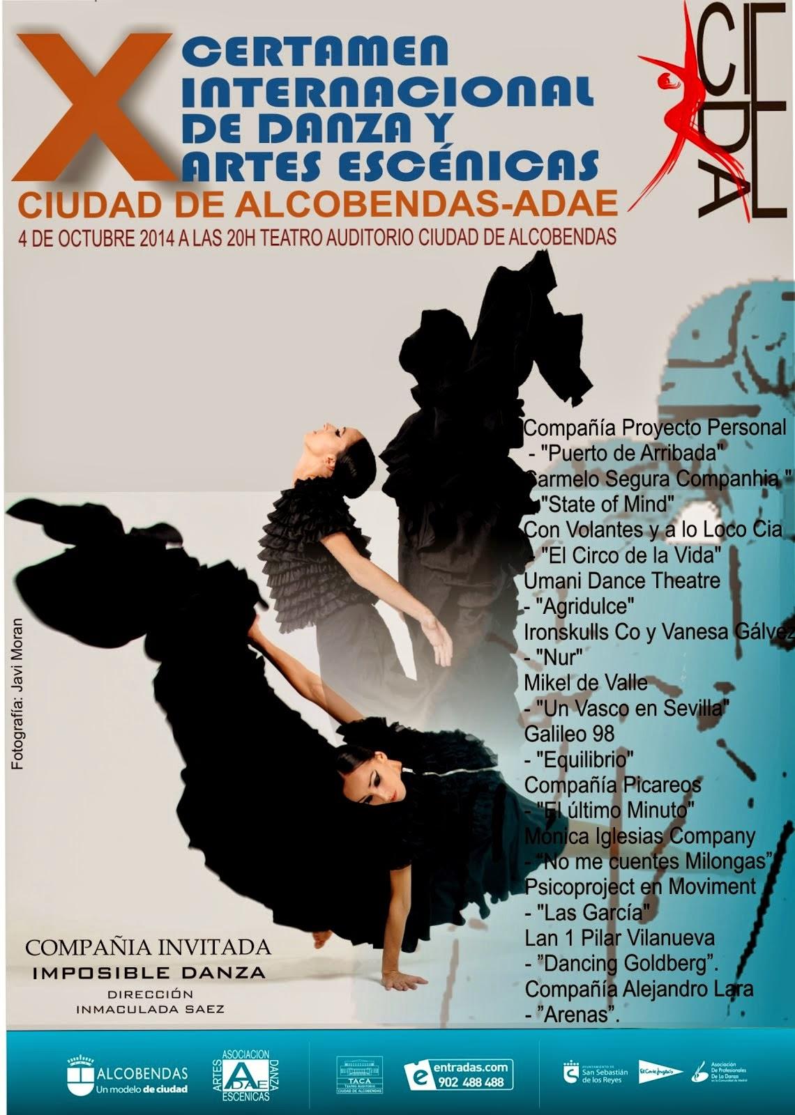 X CIDAE CIUDAD DE ALCOBENDAS