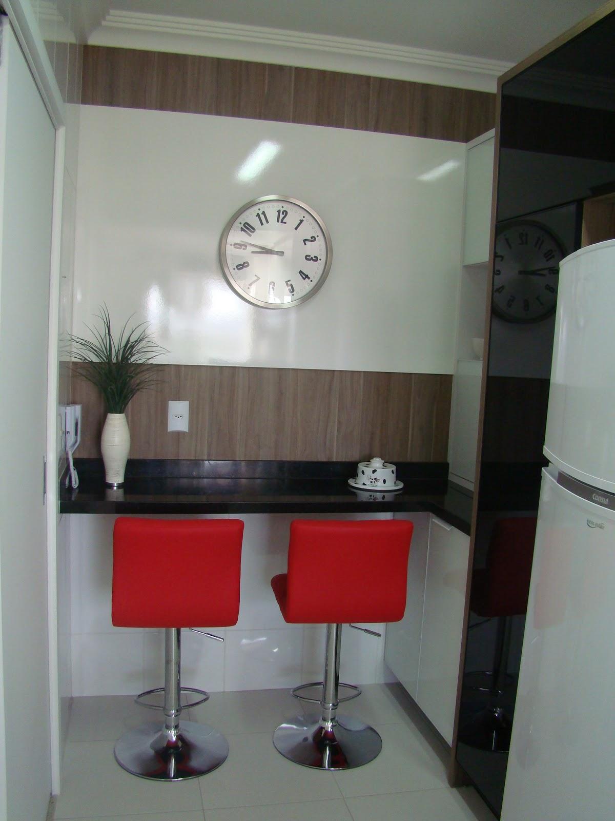 Cozinha pequena mas sem perder o chame Marina Turnes #812627 1200 1600
