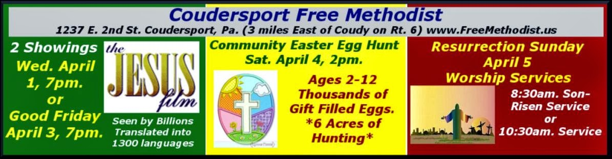 Free Methodist Church of Coudersport