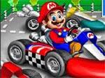 Mario Kart Parking Game