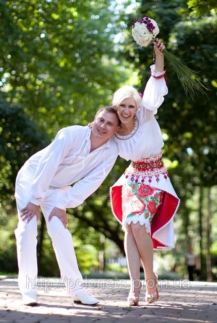 Йдете на весілля вукраїнському стилі