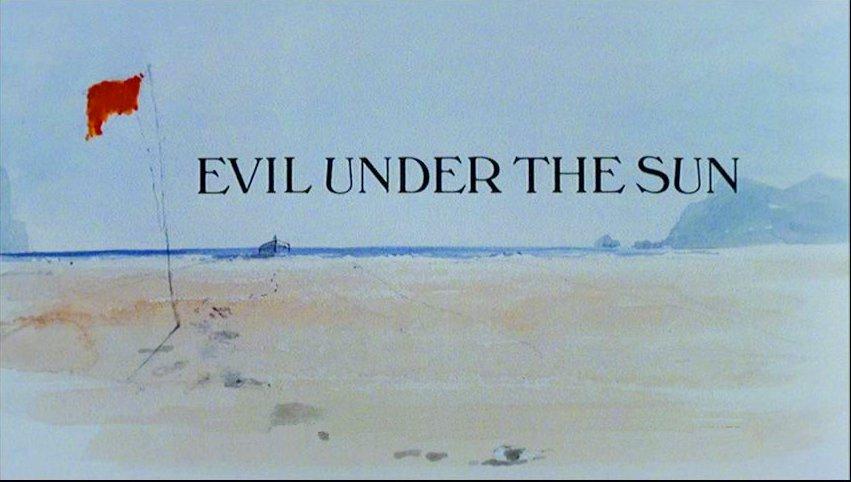 Evil under the sun 1982