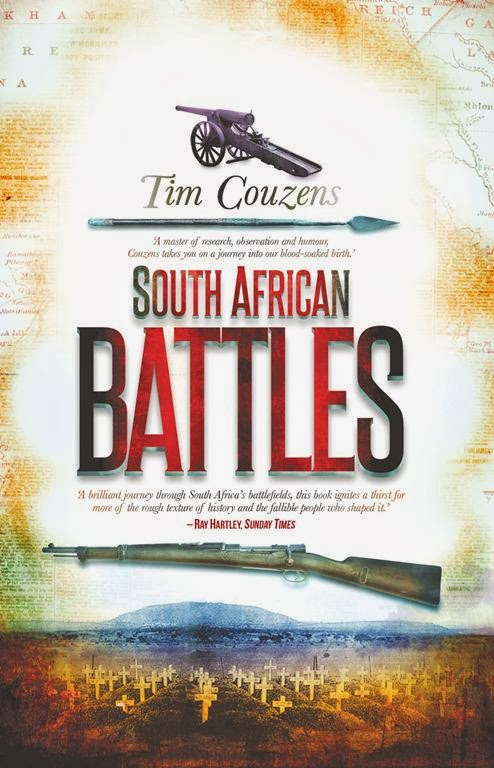 South African Battles by Tim Couzens