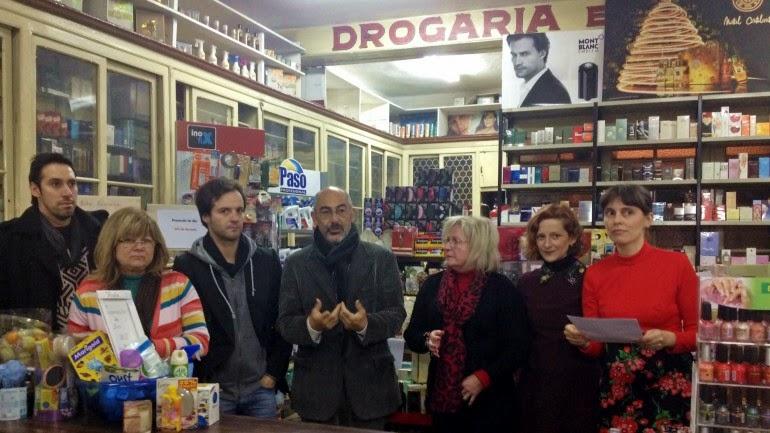 Petição em prol da Drogaria S. Pereira Leão: