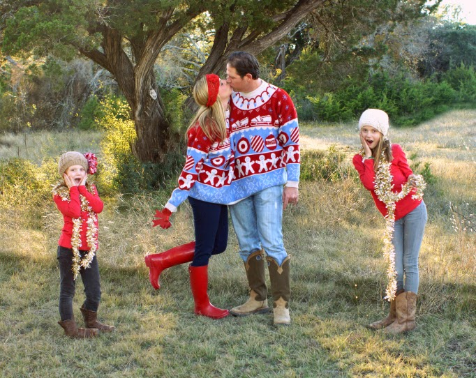 family christmas card ideas