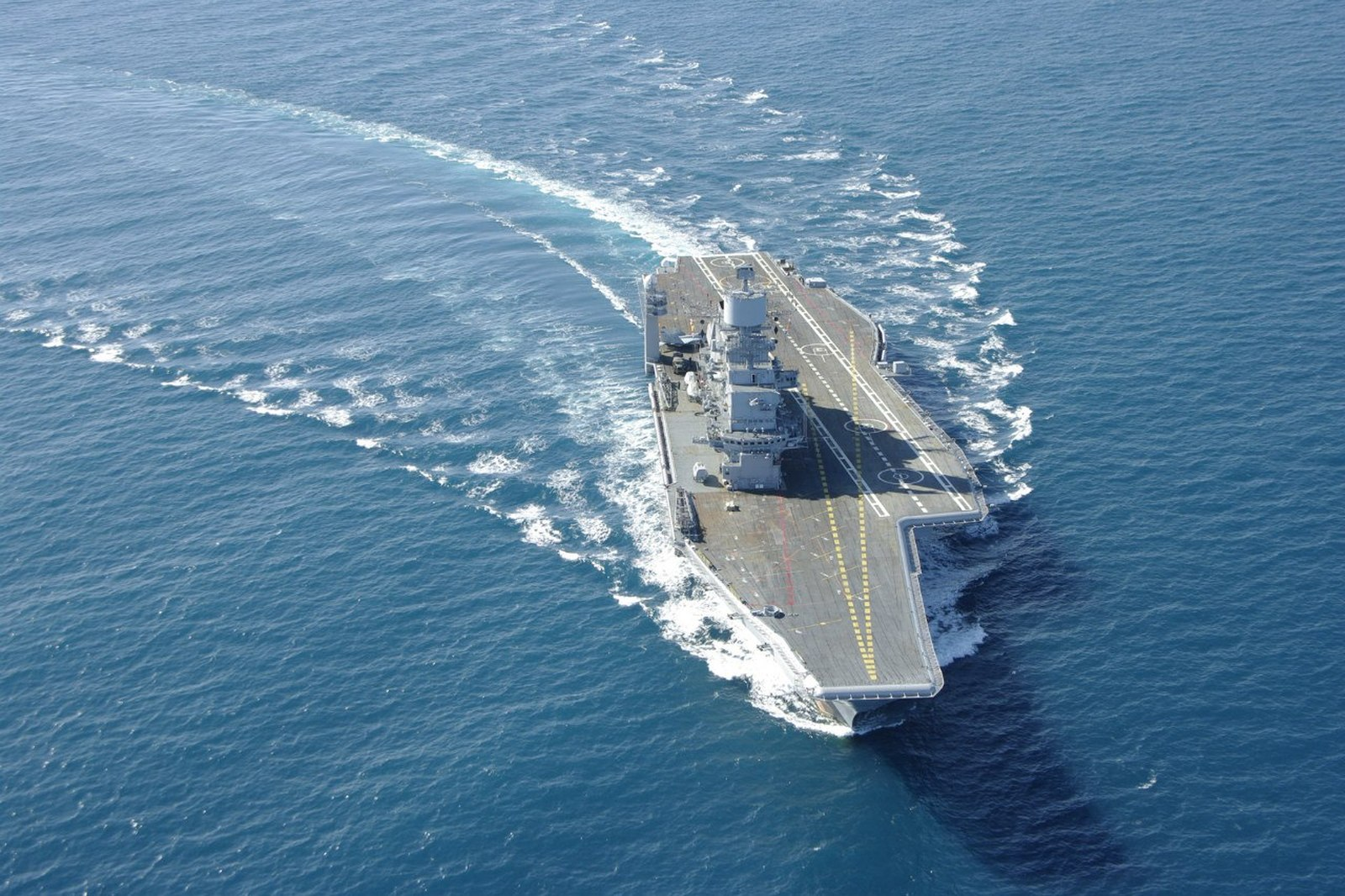 indian navy With the projected delivery of the indigenous aircraft carrier (iac) by the cochin shipyard where the iac is being fitted out, scheduled for 2023, the indian navy could be eyeing the fifth generation aircraft.