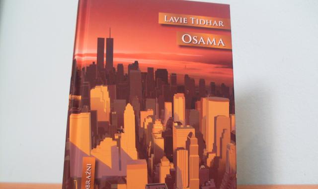 Osama - Lavie Tidhar, książka