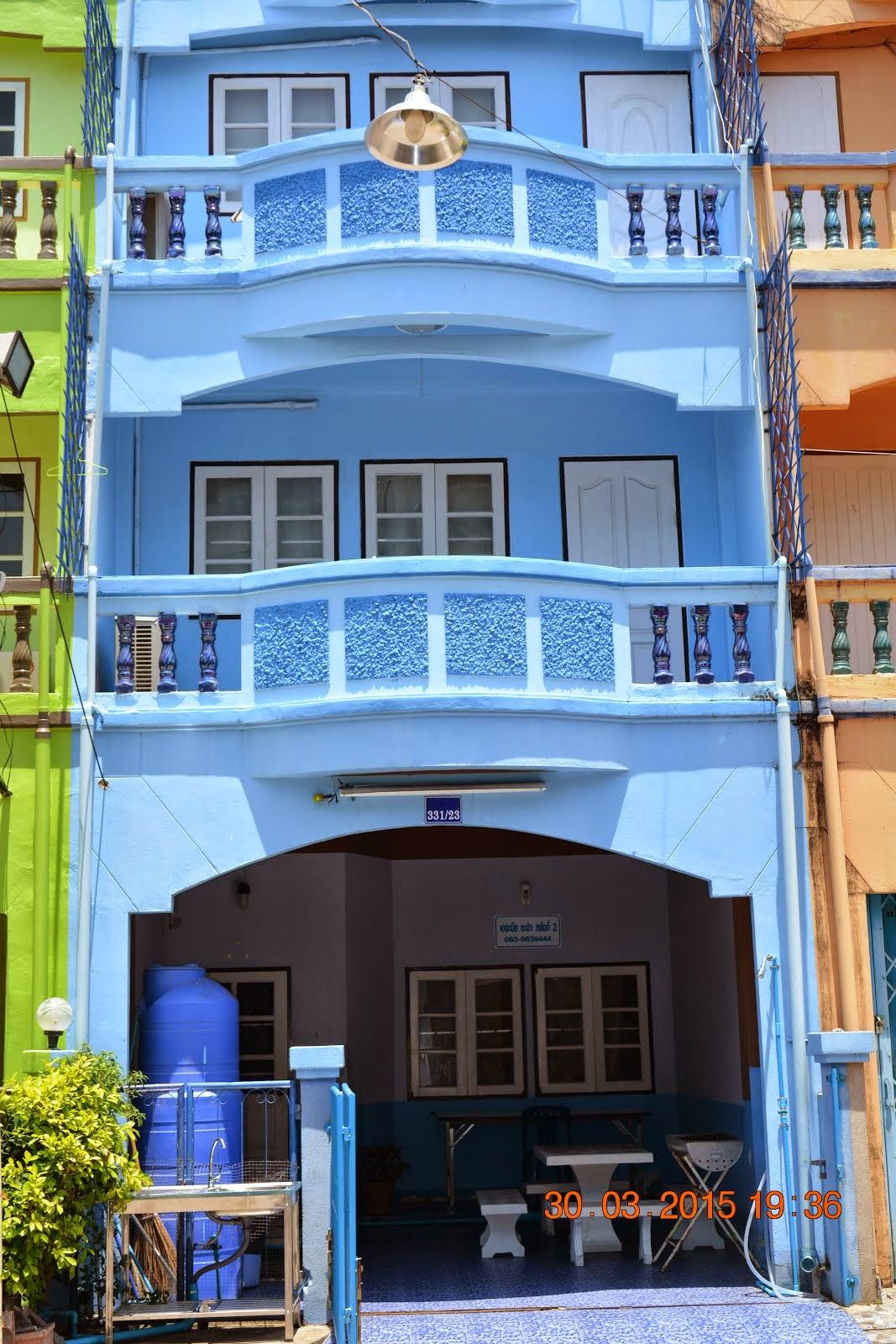 บ้านพักเดอะบีช ะอำ ราคาถูก  5,000 บาท หมู่คณะ 25 ท่านหลัง