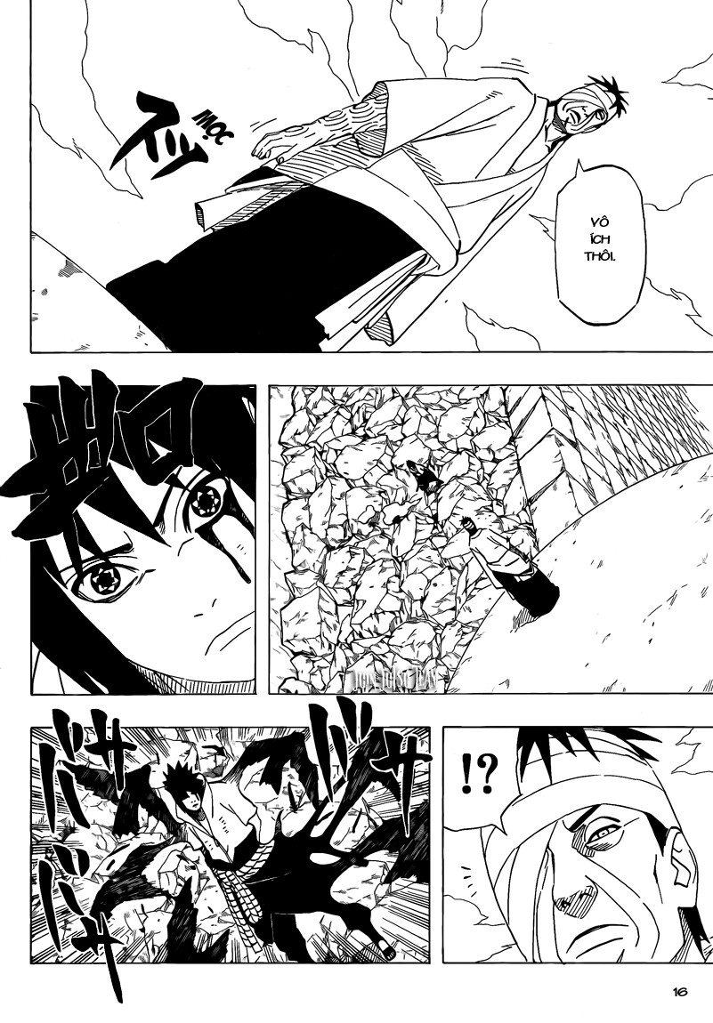 Naruto chap 477 Trang 16 - Mangak.info