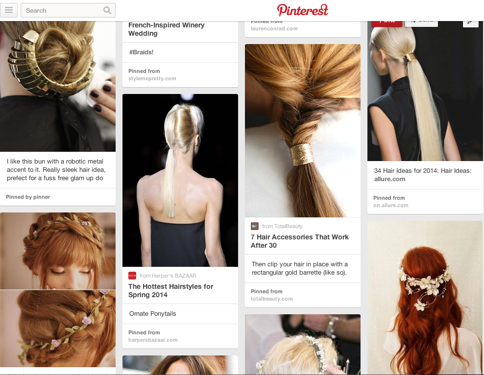 STUDIO 1030: 2014 Hairstyle Trends