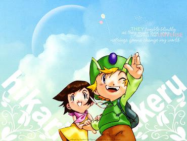 #5 Digimon Wallpaper