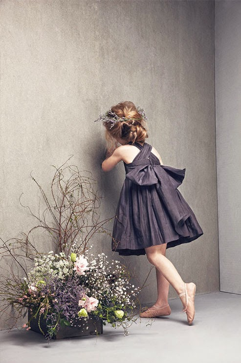 moda fiesta para niña Love by Nellystella