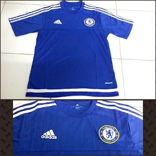 gambar photo kamera Jersey training Chelsea warna biru terbaru musim 2015/2016 enkosa sport