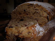 German Butter Stollen