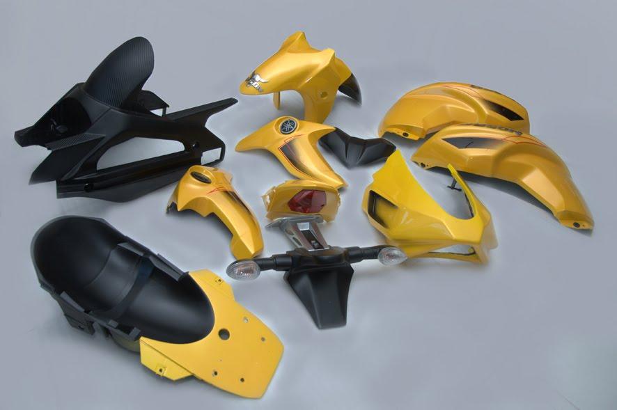 kumpulan modifikasi byson custom body kit