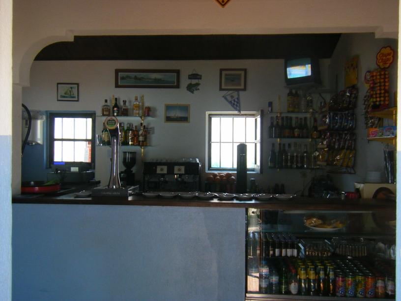 Interior Bar da Praia Fluvial de Valada