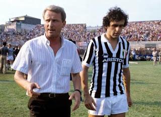 Sejarah Juventus era 1981–1993