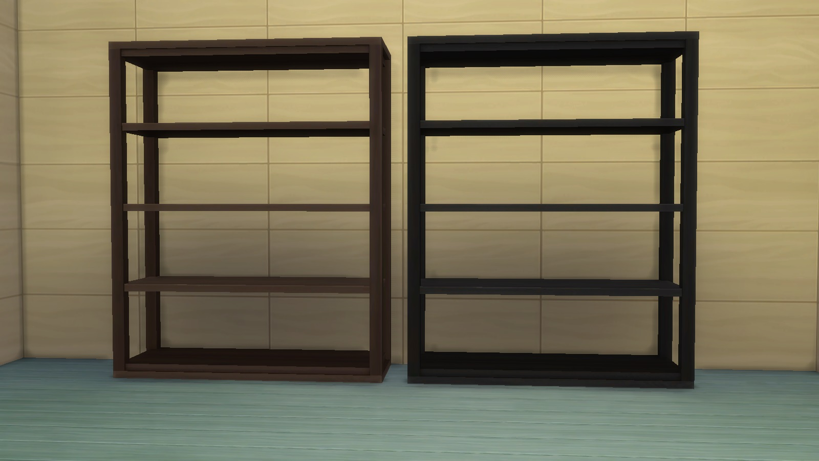 My Sims 4 Blog Simplicity Collectible Shelf Maxis Match