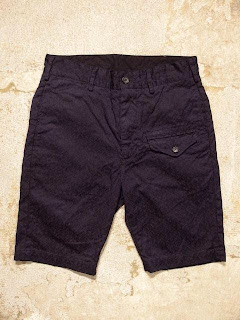 "Engineered Garments ""Ghurka Short"" Summer 2015 SUNRISE MARKET"