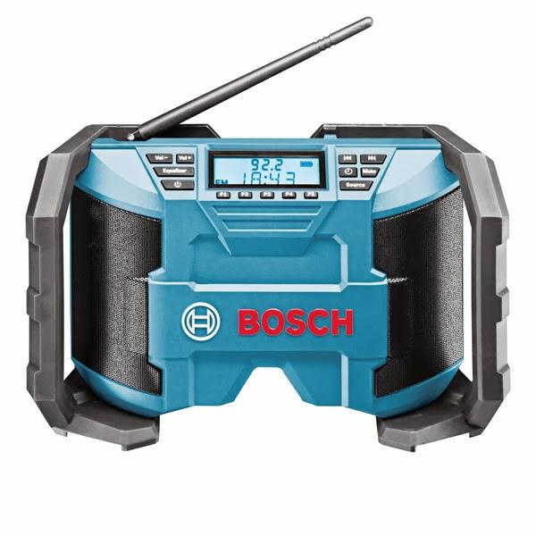 Строительное радио Bosch