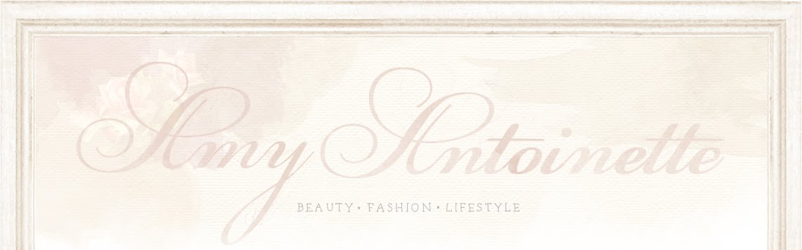Amy Antoinette - Lifestyle Blog