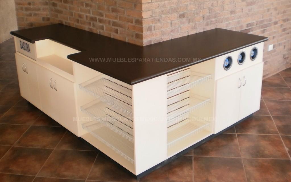 Muebles de oficina muebles de madera mobiliario de - Mostradores de cocina ...