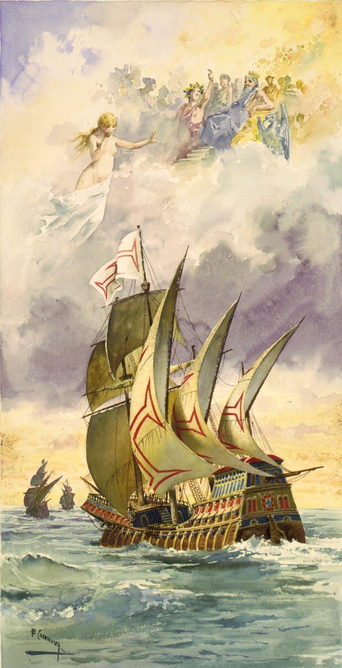 A Nau de Vasco da Gama