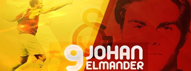 Johan Elmander Kapak Fotoğrafları