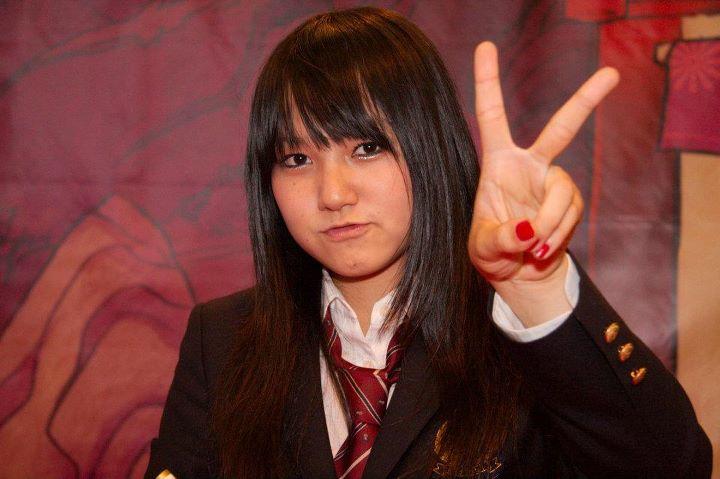 Mami Sasazaki Peace