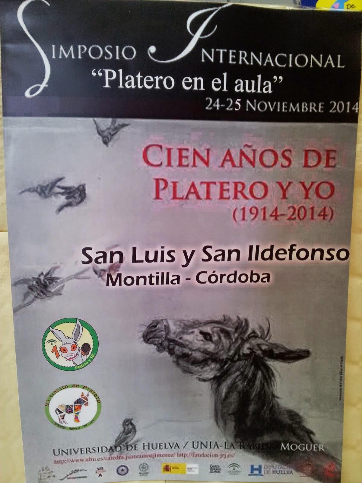 Simposio en la Universidad de Huelva.