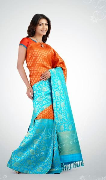 RMKV Latest Silk Sarees